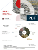 Investment Opportunities Peru