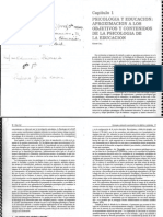 PSICOLOGÍA EDUCACIONAL CESAR COLL