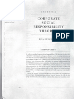 Corporate Social Responsibility Theories