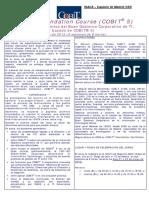Boletín Información Cobit Foundation Course 2012