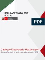 Ppt Cableado de Datos 2018