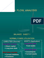 Funds Flow Analysis 1