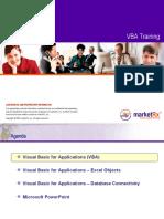 VBA Training Presentation