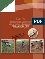 Guia de sesiones de capacitacion para el manejo integrado de la Polilla de la papa (Symmetrischema tangolias).pdf