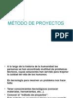 Metodo_Proyectos sociointegrador