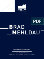 Program Brad Mehldau