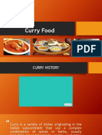 Curry Food
