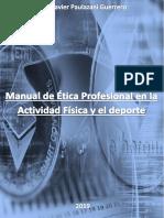 Manual de Ética Profesional Para La Actividad Física