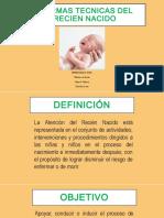Tecnica Del Recien Nacido Exposición (1)