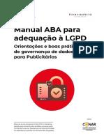 ABA - Manual ABA Para Adequação à LGPD