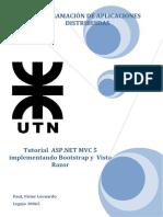DocumentacionASP.NET MVC 5 Bootstraps Vista Razor.docx