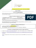 CONSERV VERDI to 09-10-2017 Procedura Iscrizione