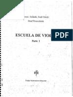 método de violín