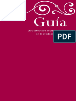 GUIA Arquitectura Representativa de La Ciudad de Puebla[1]