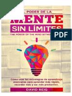 Edoc.site El Poder de La Mente Sin Limites Como Usar Las Est