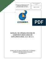 manual de organizaciones completas