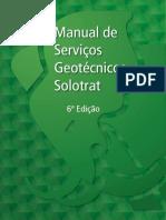 Manual de Serviços Geotécnicos