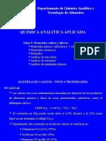 Determinacion de Calcio y Magnesio