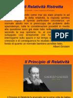 Relatività (parte 1)