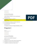 Evaluación Unidad 3 Analisis Financiero
