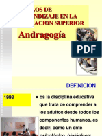 ANDRAGOGIA aprendizaje adulto.ppt