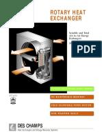 228052Rotary Heatexchanger Catalog