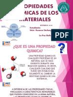 Ciencia de Los Materiales Exp.