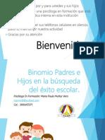 ESCUELA DE PADRES PRIMARIA BINOMIO LISTA Corrección.pptx