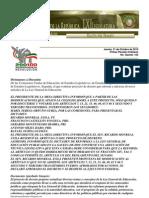 Propuesta de Decreto LGE