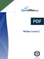 Open Office Writer - Level 2