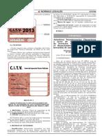 Autorizan Transferencias as a Favor de Empresas Pre Resolucion Ministerial n 270 2012 Vivienda 873501 1