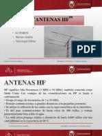 Antenas Hf