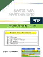 Documentos Para Mantenimiento
