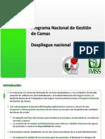 C.1.Entrenamiento Camas Cuerpo de Gobierno