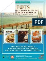Palm Oil Trade Fair and Seminar POTS India 2019 Brochure v4
