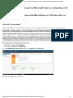 Paso a Paso Cómo Implementar RemoteApp en Windows Server 2016_ Solo Una Información Técnica Aleatoria de Microsoft Azure y Computing