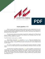 AC Audio Pipeline 1.9