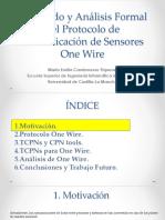 Protocolo sensores ONE wire