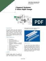 Espc Sheet Glass Gauge