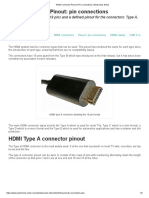 HDMI Connector Pinout _ Pin Connections _ Electronics Notes