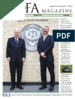 ICCFA Magazine August-September 2019