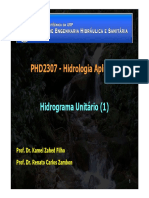 Hidrograma Unitario I 2009