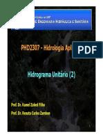 Hidrograma Unitario II 2009