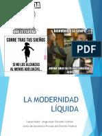 LA MODERNIDAD LIQUIDA