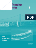 Carlos Guedes Soares, T.a. Santos-Maritime Technology and Engineering-CRC Press (2014)