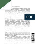 Sentencia ICA Stgo Rol 566-2019 - Contra TC