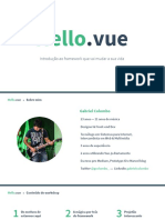 Vue.JS Presentation
