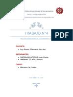 FLUIDOS TAREA N°4