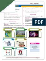 Fisica - 3ero y 4to - La Fisica y Sus Ramas