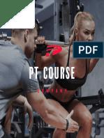 PT Course Company Brochure Web